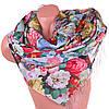 Женский яркий шифоновый шарф 176 на 67 см SOFTEL (СОФТЕЛ) SAT17569
