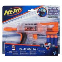 Игрушечное оружие Hasbro Nerf Элит Бластер Глоушот (B4615)