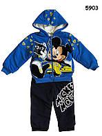 Демисезонный костюм Mickey Mouse для мальчика. 110 см