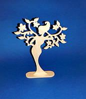 Дерево Девушка заготовка для декора (материал Фанера)