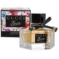 Женская парфюмированная вода Gucci Flora by Gucci Eau de Parfum (Гуччи флора бай Гуччи Эу де парфюм) 75 мл