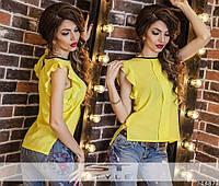 Блуза элегантная шифоновая 4023