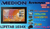 "ПЛАНШЕТ Lenovo Lifetab S10334 10.1"" 2GB RAM 8 ЯДЕР Full HD GPS!"