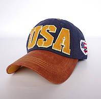 Модна кепка USA - №1459