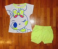 Стильные костюмчики Бабочка для девочки