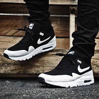 Кроссовки Nike Air Max 87 2015, черно-белые
