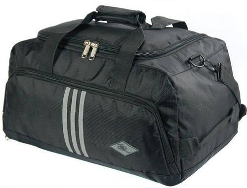 Удобная спортивная сумка 30 л. Traum 7053-10, черный