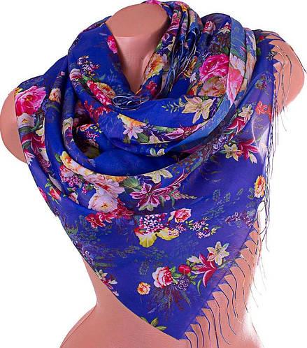 Модный женский шифоновый шарф 176 на 66 см SOFTEL (СОФТЕЛ) SAT17582