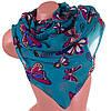 Прекрасный женский шифоновый шарф 172 на 71 см SOFTEL (СОФТЕЛ) SAT17803