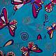 Прекрасный женский шифоновый шарф 172 на 71 см SOFTEL (СОФТЕЛ) SAT17803, фото 2