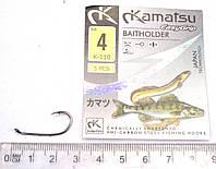 Крючки Kamatsu BAITHOLDER 4