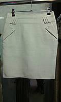 Женская летняя короткая юбка