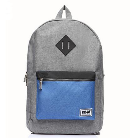 Городской рюкзак 8848, Urbanstyle 101, серый, 14 л.