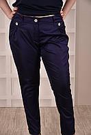 Женские летние брюки больших размеров (рр 42-74), разные цвета