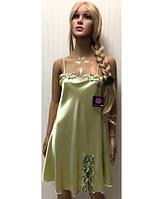 Шелковая ночная рубашка Venus размер 44-48