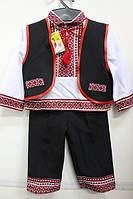 Вишитий костюм для хлопчика: Хлопчик 3-ка