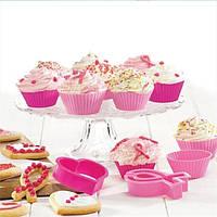 Набір форм для випічки «Рожева стрічка»