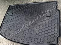Коврик в багажник RENAULT Megane III хетчбэк с 2010 г. (AVTO-GUMM) полиуретан