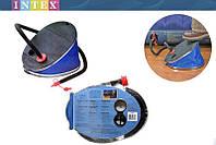 Ножной воздушный насос Foot Pump Intex 69611