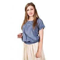 Модная летняя блуза для стильных девушек
