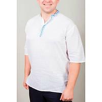 Красивая вышитая мужская рубашка