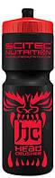 Фляга для воды Waterbottle Head Crusher (600 ml black)