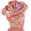 Женский нежный  шифоновый шарф 178 на 67 см SOFTEL (СОФТЕЛ) SATSAT17559