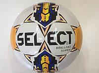 Мяч футзал №4 SELECT Brillant Super ламинированный (без отскока)