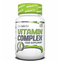 "Витамины и минералы Vita Complex ""BioTech USA"" 60 tabs."