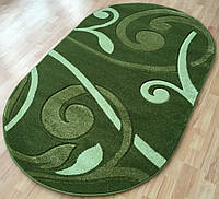 Овальные ковры на пол 2*3