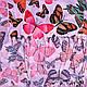 Женский красивый шифоновый шарф 180 на 69 см SOFTEL (СОФТЕЛ) SAT17563, фото 2