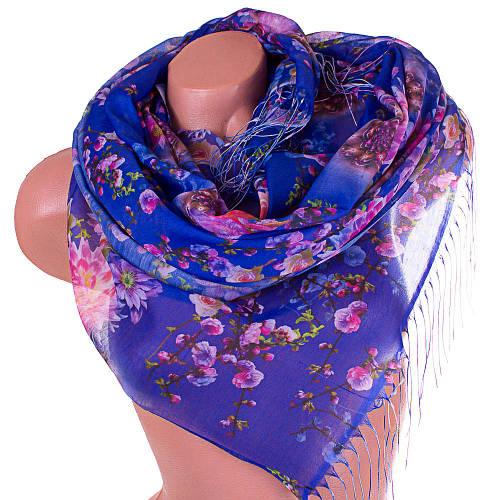 Женский шифоновый шарф 180 на 68 см SOFTEL (СОФТЕЛ) SAT17577