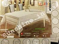 Скатерть Murvende Турция 160х220 ткань бамбук