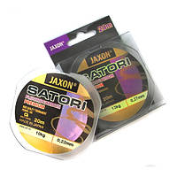 Флюорокарбон JAXON SATORI Fluorocarbon Premium  0/12