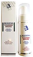 Очищающий мусс для лица, Biogena Cleansing Mousse, Histomer