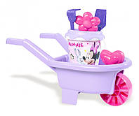 Тележка для игры в Песке Minnie Mouse Smoby 40259