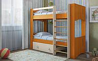 Детская кровать двухъярусная Твинс