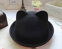Женская шляпа с ушками