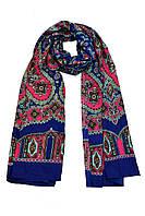 Модный широкий шарфик