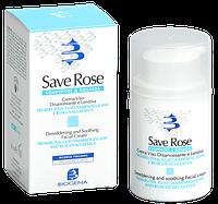 Дневной крем для кожи с куперозом, Biogena Save Rose, Histomer