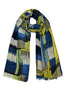 Сине-желтый шарф Диего