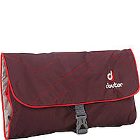 Несессер Deuter Wash Bag II aubergine/fire (39434 5522)