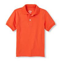 Футболка поло для мальчиков The Children's Place размер XS (4), футболки с коротким рукавом