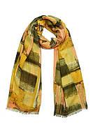 Очаровательный женский весенний шарф