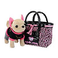 "Мягкая игрушка «Chi Chi Love» (5894842) собачка Чихуахуа ""Рок-звезда (Rock Star)"", 20 см"