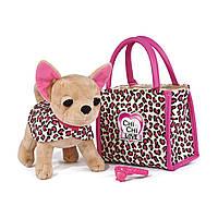 "Мягкая игрушка «Chi Chi Love» (5892281) собачка Чихуахуа ""Леопардовый стиль (Leo Fashion)"", 20 см"