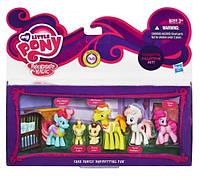 Игровой набор мини-фигурок Делюкс Hasbro MLP My Little Pony Май литл пони