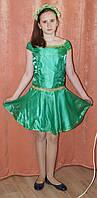 Нарядное стильное платье со шляпкой на девочку