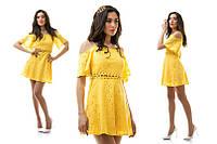 Женское платье батист в 5 расцветках  , фото 1