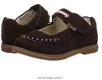 Туфли школьные ортопедические оригинальные размер 30 Pediped для девочки из Америки